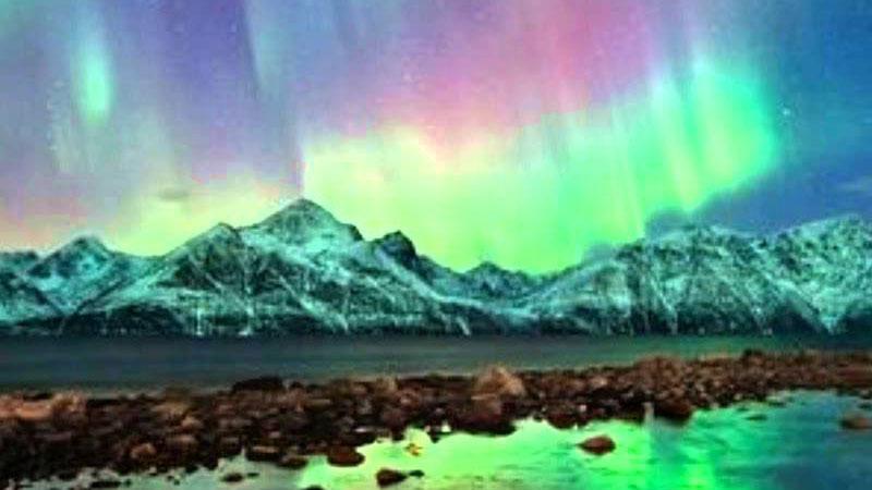 Non perdetevi la magia dell'aurora boreale